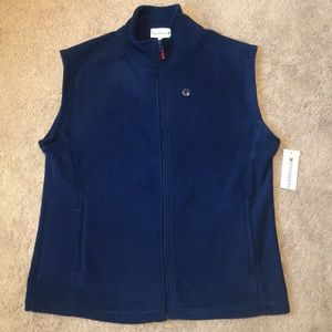 Men's Saddlebred medium fleece vest